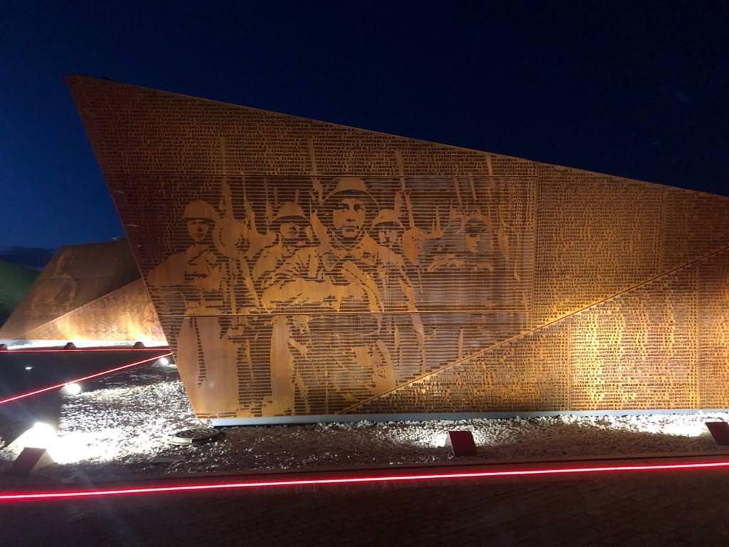 Ржевский Мемориал Советскому солдату Великой Отечественной войны