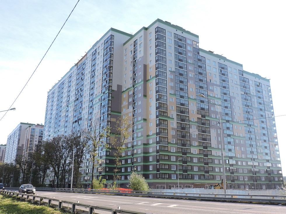 UP-квартал «Новое Тушино»