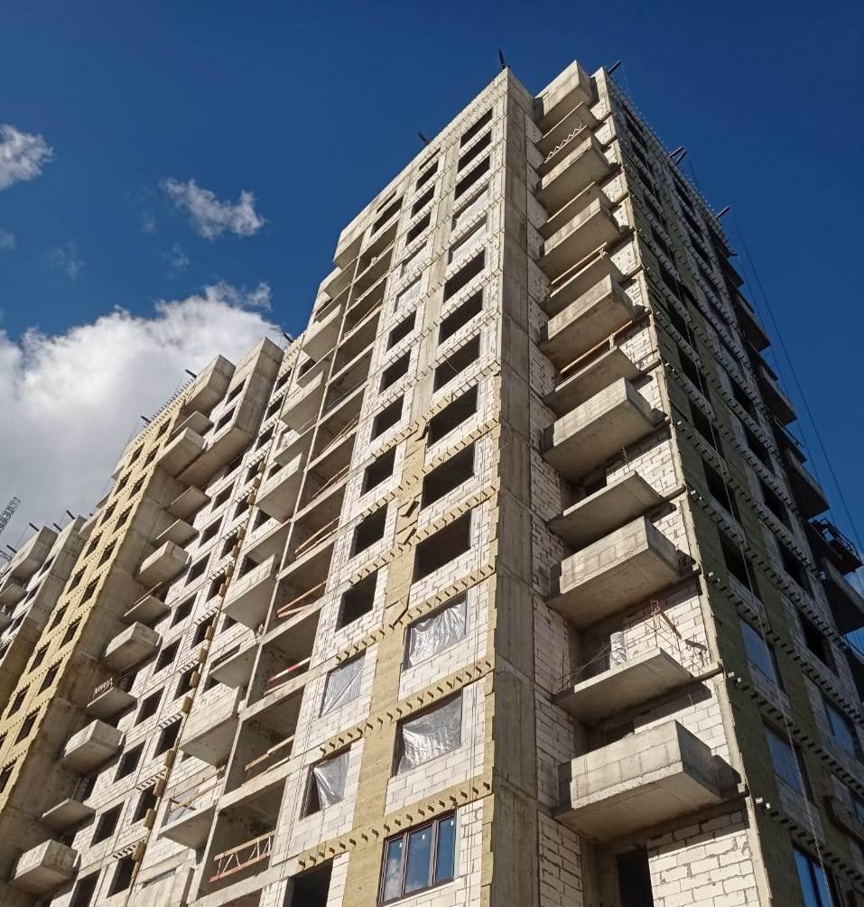 Жилой дом с инженерными сетями и благоустройством территории, по адресу: г. Москва, улица Молодцова, владение 33, корп.1