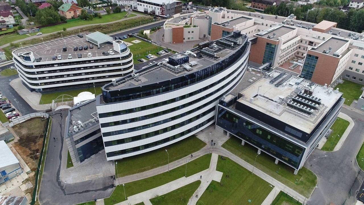Клинический госпиталь Лапино 2